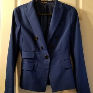Colts blue express suit.